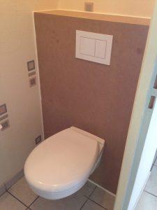 4 remplacement wc lamalou les bains