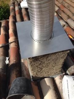 Rénovation de conduit de cheminée avec le système BIAFEU (5)